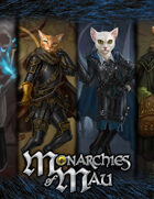 Monarchies of Mau Wallpaper