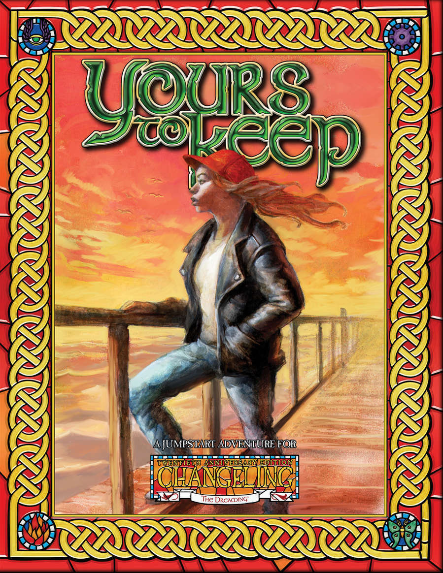 yours to keep a changeling the dreaming 20th anniversary edition