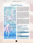 Hundred Devils Night Parade: Cloud Person & Fang Blossom