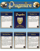 Pugmire Card Set Two (Artisan Spell Cards)