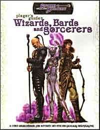 Player's Guide to Wizards, Bards and Sorcerers - Onyx Path Publishing    Player's Guides   Scarred Lands   DriveThruRPG com