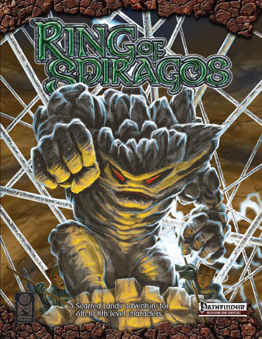 Ring of Spiragos (Pathfinder)
