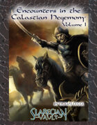 Encounters in the Calastian Hegemony Volume 1