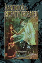 Wr20 Handbook for the Recently Deceased