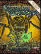 Scarred Lands: Spiragos Saga (Pathfinder) [BUNDLE]