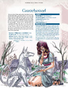 Hundred Devils Night Parade: Gravehound and Tiger's Eye