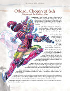 Adversaries of the Righteous: Odara, Chosen of Ash