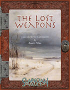 The Lost Weapons