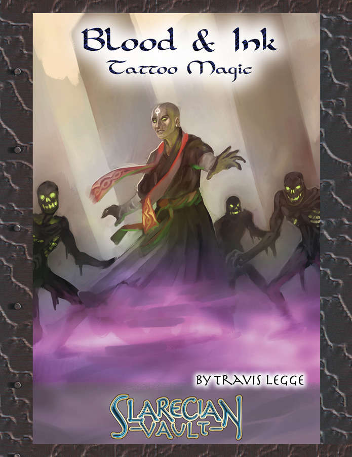 Blood ink tattoo magic onyx path publishing 5e for Bloody ink tattoo price