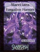 Slarecians - Forgotten Horrors