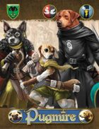 Pugmire GM Screen