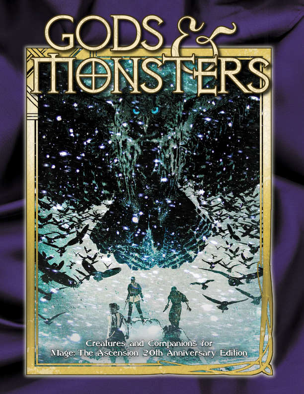 M20 Gods & Monsters
