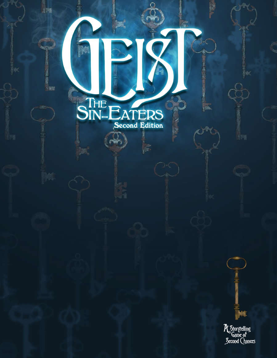 Geist: The Sin-Eaters Second Edition