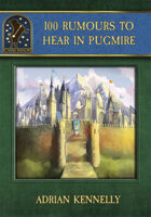 100 Rumours to Hear in Pugmire