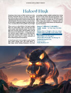 Hundred Devils Night Parade: Haloed Husk