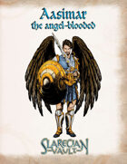 Aasimar the Angel-Blooded