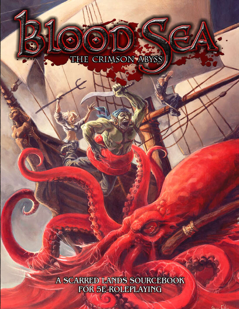 Blood Sea: The Crimson Abyss 5e