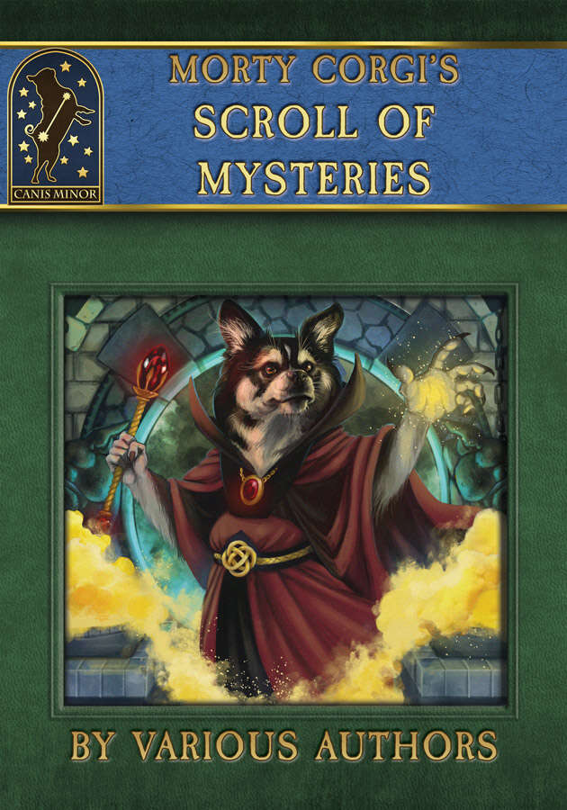 Morty Corgi's Scroll of Mysteries
