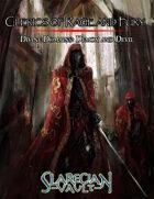Clerics of Rage and Fury
