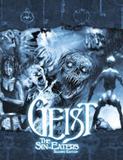 Geist 2e Storyteller's Screen and Reference