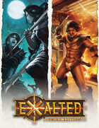 Exalted 3rd Edition Storyteller's Screen