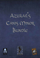 Azukail's Canis Minor Bundle [BUNDLE]