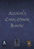 Azukail's Canis Minor Bundle [BUNDLE]