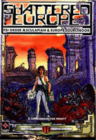 Trinity: Shattered Europe: Psi Order Aescupalian & Europe Sourcebook