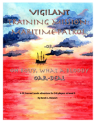 Vigilant Training Mission: Maritime Patrol