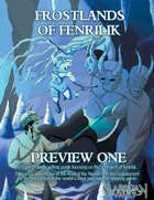 Frostlands of Fenrilik - Preview One