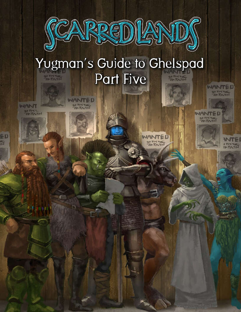 Yugman's Guide to Ghelspad Part 5
