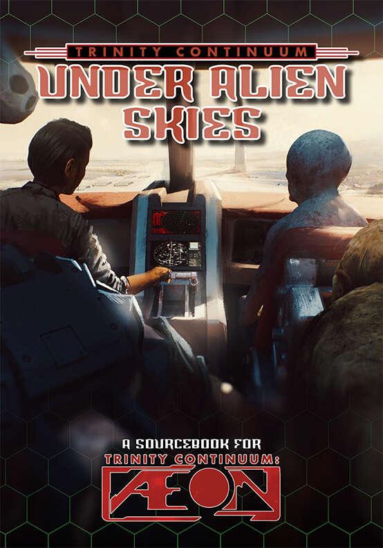 Trinity Continuum: Under Alien Skies