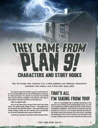 They Came From Plan 9!