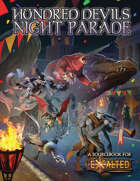 Hundred Devils Night Parade (Collected Edition)