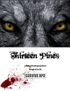 13 Pines: A Tale of Supernatural Horror