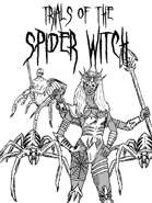 Mini Quest: Trials of the Spider Witch