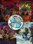 One Shot RPG - Four in One Bundle [BUNDLE]