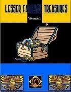 Lesser Fantasy Treasures