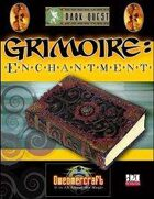 Grimoire: Enchantment