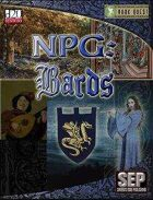 NPG Bards
