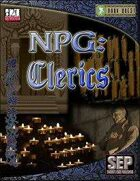 NPG Clerics