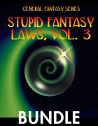 TFG Stupid Fantasy Laws Bundle 1 [BUNDLE]