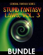 TFG Stupid Fantasy Laws Bundle 1 [BUNDLE]