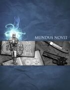 Mundus Novit: The Changed World - Source Book