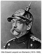 Bismarck's First War