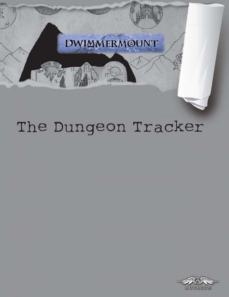 Dwimmermount Dungeon Tracker Autarch Rpgnow Com