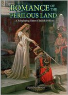 Romance of the Perilous Land (first edition)