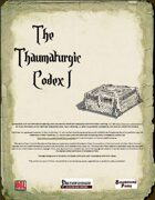 The Thaumaturgic Codex