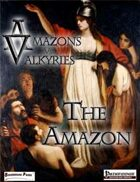 Amazons Vs Valkyries: The Amazon