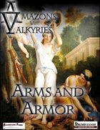 Amazons Vs Valkyries: Arms and Armor